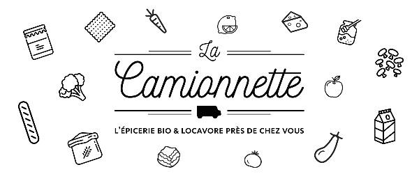 La Camionnette - épicerie bio et locavore près de chez vous