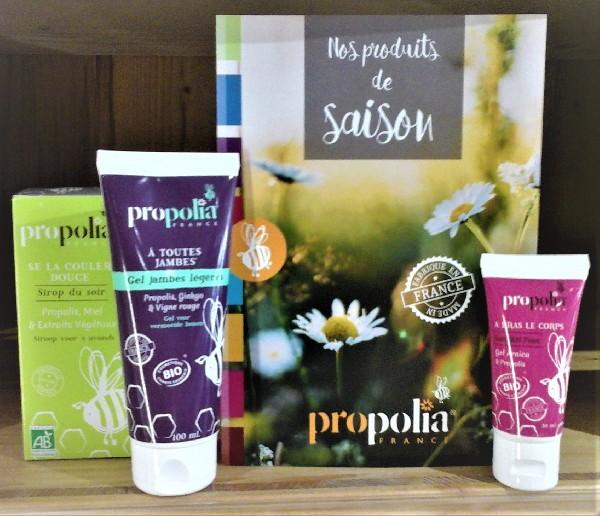 cosmétiques bio et soins naturels