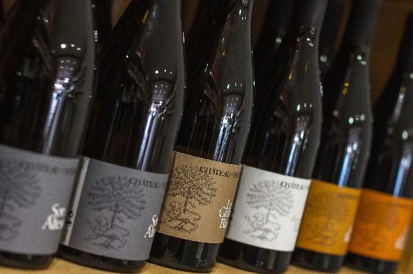 sélection de vins bio, Savoie, côte du Rhone, Provence